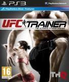 THQ UFC Personal Trainer The Ultimate Fitness System PS3 Playstation 3 Game