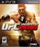 THQ UFC Undisputed 2010 PS3 Playstation 3 Game