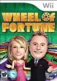 THQ Wheel of Fortune Nintendo Wii Game