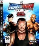 THQ WWE Smackdown VS Raw 2008 PS3 Playstation 3 Game