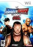 THQ WWE Smackdown Vs Raw 2008 WII Game