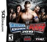 THQ WWE Smackdown VS Raw 2010 Nintendo DS Game