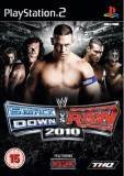 THQ WWE Smackdown Vs Raw 2010 PS2 Playstation 2 Game