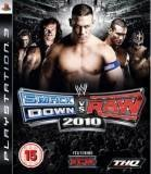 THQ WWE Smackdown Vs Raw 2010 PS3 Playstation 3 Game
