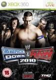 THQ WWE Smackdown Vs Raw 2010 Xbox 360 Game