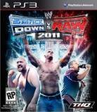 THQ WWE SmackDown Vs Raw 2011 PS3 Playstation 3 Game