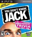 THQ You Dont Know Jack PS3 Playstation 3 Game