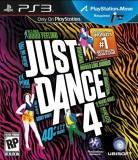 Ubisoft Just Dance 4 PS3 Playstation 3 Game