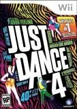 Ubisoft Just Dance 4 Nintendo Wii Game