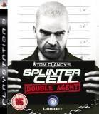Ubisoft Splinter Cell Double Agent PS3 Playstation 3 Game