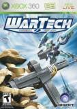 Ubisoft War Tech Senko No Ronde Xbox 360 Game