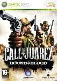Ubisoft Call of Juarez Bound in Blood Xbox 360 Game