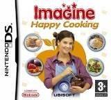 Ubisoft Imagine Happy Cooking Nintendo DS Game
