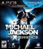 Ubisoft Michael Jackson The Experience PS3 Playstation 3 Game