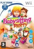 Ubisoft PlayZone Babysitting Party Nintendo Wii Game