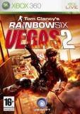 Ubisoft Rainbow Six Vegas 2 Xbox 360 Game