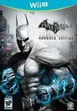 Warner Bros Batman Arkham City Armored Edition Nintendo Wii U Game