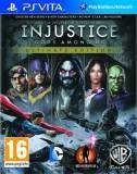 Warner Bros Injustice Gods Among Us Ultimate Edition Game Of The Year PS Vita Game