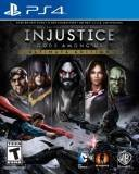 Warner Bros Injustice Gods Among Us Ultimate Edition Game Of The Year PS4 Playstation 4 Game