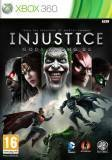 Warner Bros Injustice Gods Among Us Xbox 360 Game