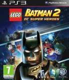 Warner Bros Lego Batman 2 DC Super Heroes PS3 Playstation 3 Game