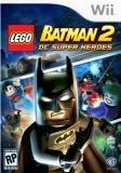 Warner Bros Lego Batman 2 DC Super Heroes Nintendo Wii Game