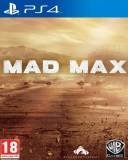 Warner Bros Mad Max PS4 Playstation 4 Game