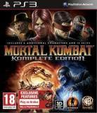 Warner Bros Mortal Kombat Komplete Edition PS3 Playstation 3 Game