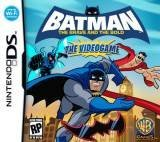 Warner Bros Batman The Brave and the Bold Nintendo DS Game