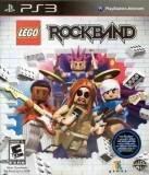 Warner Bros Lego Rock Band PS3 Playstation 3 Game