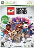 Warner Bros Lego Rock Band Xbox 360 Game