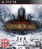 Warner Bros Lord Of The Rings War in the North PS3 Playstation 3 Game