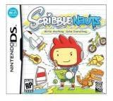 Warner Bros Scribblenauts Nintendo DS Game