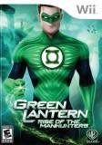 Warner Bros The Green Lantern Rise of the Manhunters Nintendo Wii Game