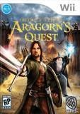 Warner Bros Lord Of The Rings Aragorns Quest Nintendo Wii Game