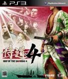 XSeed Way Of The Samurai 4 PS3 Playstation 3 Game