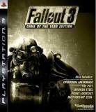 Bethesda Softworks Fallout 3 Game Of The Year Edition PS3 Playstation 3 Games