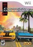 Zoo Dodge Racing Charger vs Challenger Nintendo Wii Game