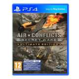 BitComposer Games Air Conflicts Secret Wars Ultimate Edition PS4 Playstation 4 Game
