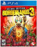 2k Games Borderlands 3 Deluxe Edition PS4 Playstation 4 Game