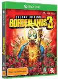 2k Games Borderlands 3 Deluxe Edition Xbox One Game