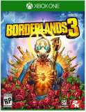 2k Games Borderlands 3 Xbox One Game