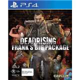 Capcom Dead Rising 4 Franks Big Package PS4 Playstation 4 Game