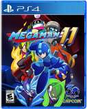 Capcom Mega Man 11 PS4 Playstation 4 Game