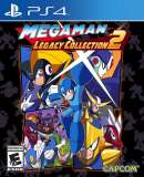 Capcom Megaman Legacy 2 Collection PS4 Playstation 4 Game