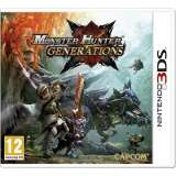 Capcom Monster Hunter Generations Nintendo 3DS Game
