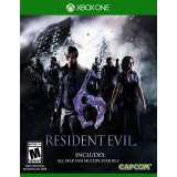 Capcom Resident Evil 6 PS4 Playstation 4 Game