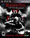 Capcom Resident Evil Operation Raccoon City Special Edition PS3 Playstation 3 Game
