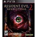 Capcom Resident Evil Revelations 2 PS3 Playstation 3 Game