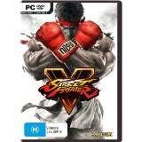 Capcom Street Fighter V PS4 Playstation 4 Game